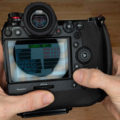 Shutter Count on a Panasonic Lumix S Series Cameras S1, S1R, S1H, S5 - Step by Step © PhotoZone.com